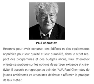 Paul Chemetov