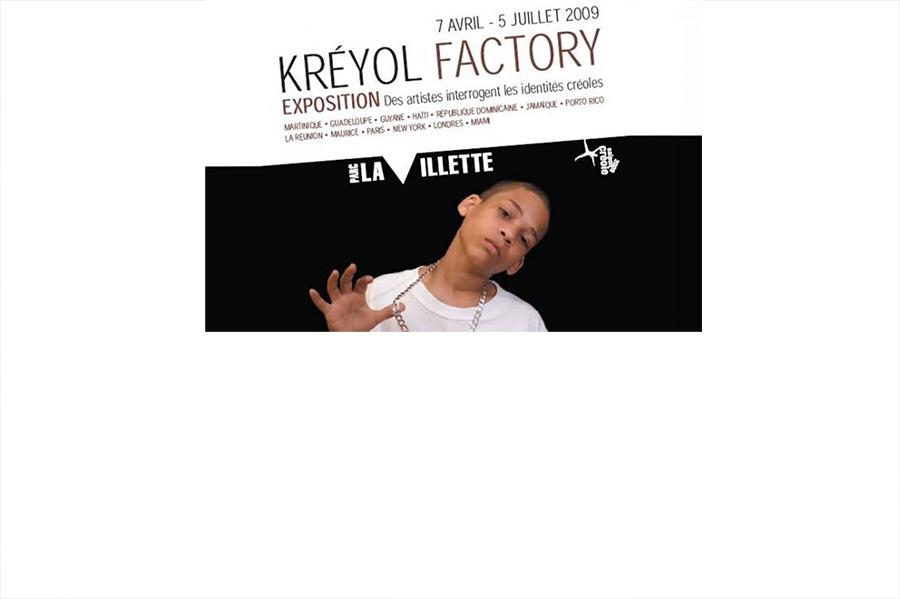Scénographie de Raymond Sarti, Kreyol Factory