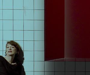 Scénographie de Raymond Sarti, Le théatre de l'Amante Anglaise