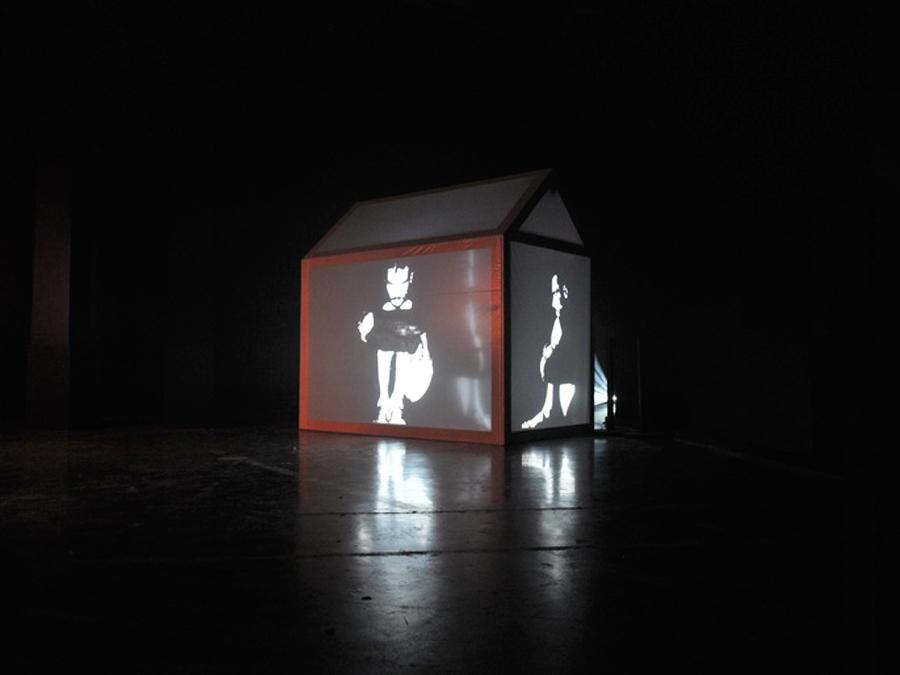 Scénographie de Raymond Sarti, Les enfants de la Nuit