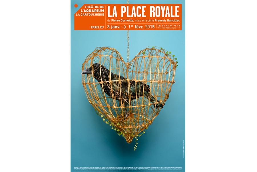 Scénographie de Raymond Sarti, La place royale
