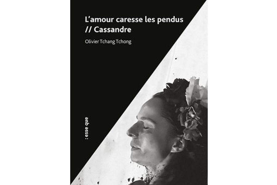 Scénographie de Raymond Sarti,« L'amour caresse les pendus // Cassandre »