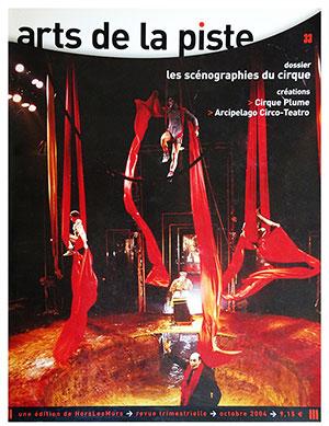 Publication Raymond Sarti, Publication Raymond Sarti, Arts de la Piste