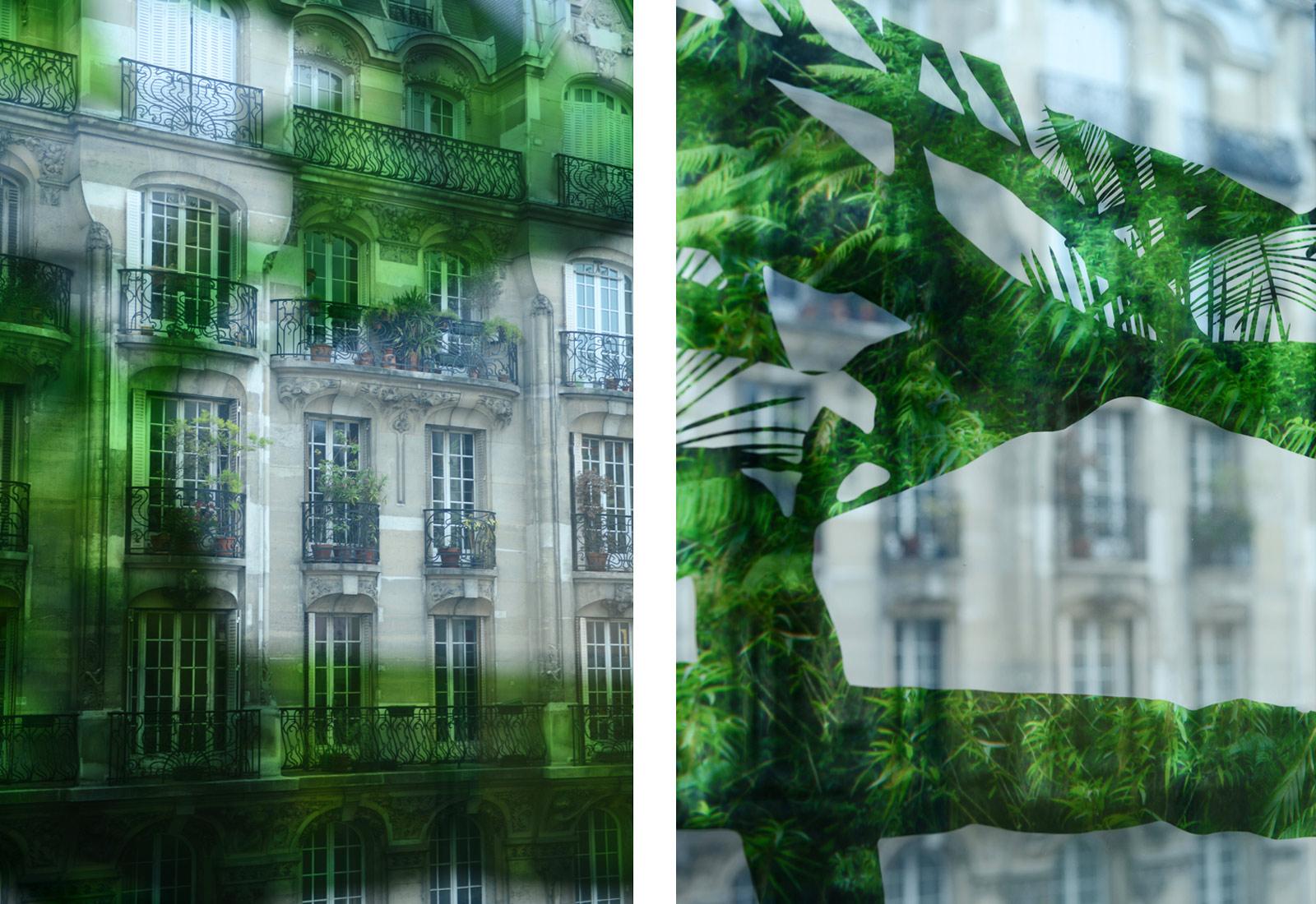 Scénographie de Raymond Sarti, Antenne Départementale de La Réunion, Paris