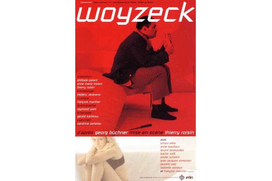 Scénographie de Raymond Sarti, Woyzeck