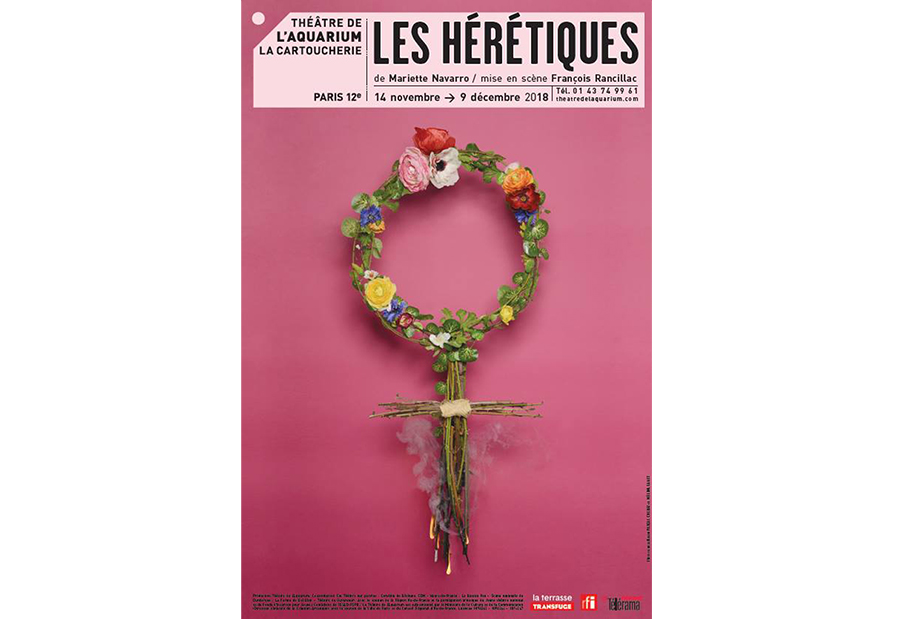 Scénographie de Raymond Sarti, Les hérétiques