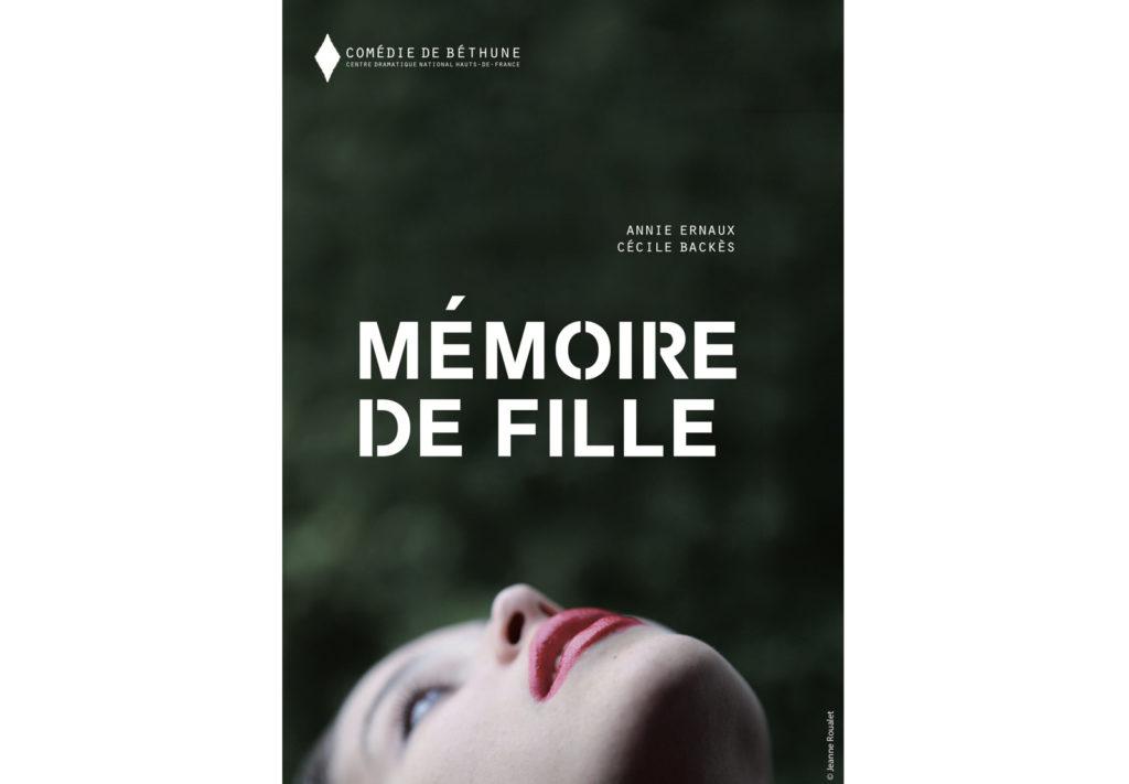 Raymond Sarti Scénographie Mémoire de fille