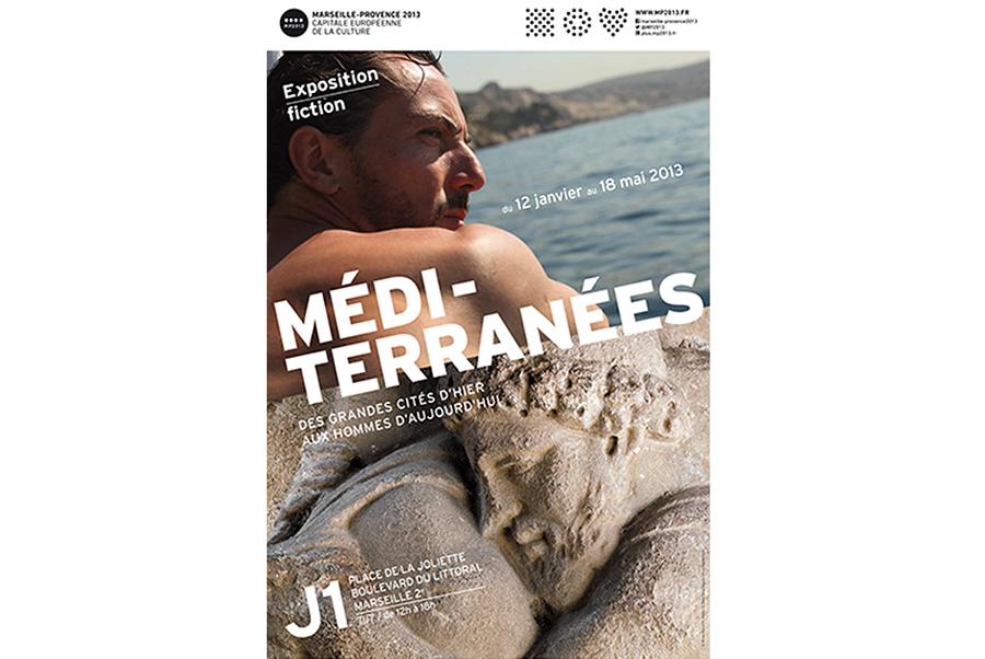 Scénographie de Raymond Sarti, Méditerranées, des grandes cités