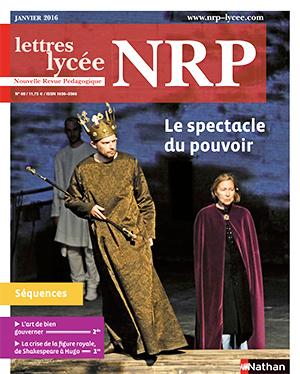 Publication Raymond Sarti,  Nouvelle revue pédagogique