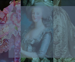 Raymond Sarti Scénographie Concours, Marie Antoinette, Métamorphose d'une image