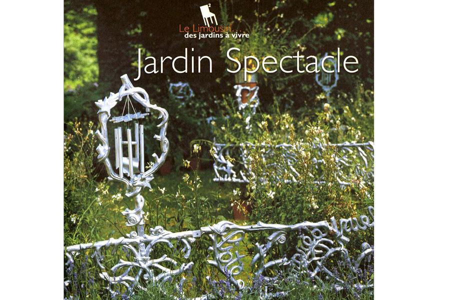 """Raymond Sarti Scénographie, """" jardin spectacle"""""""